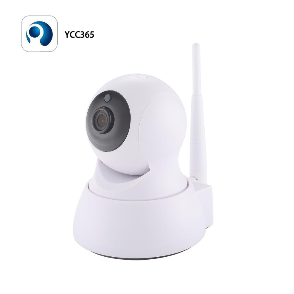 720P Wireless Security Camera 355 degree Motion Detection 720P WifI Camera Two Way Audio support 64G surveillance YCC365