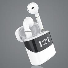 Wireless Headphone Earpieces Sport-Earbuds OPPO Huawei Xiaomi Tws Waterproof Bluetooth