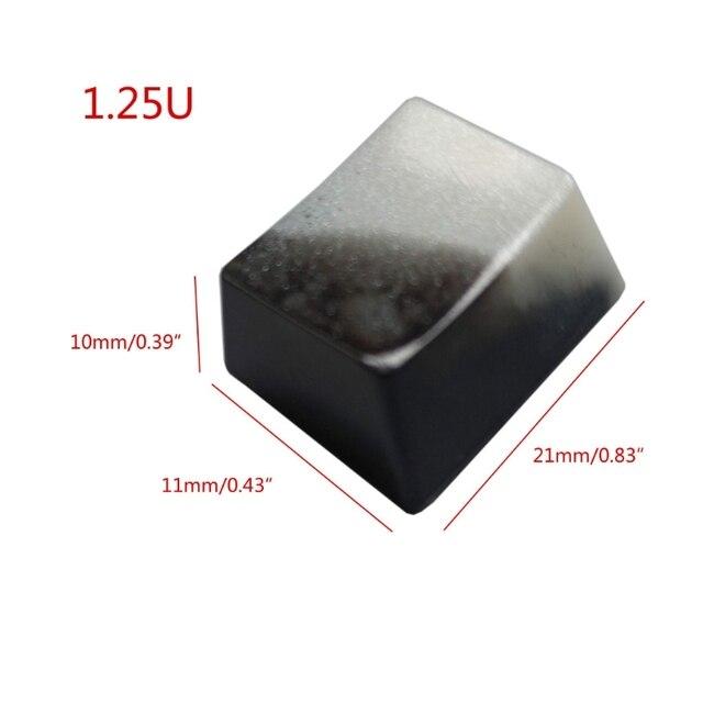 125u ручной работы индивидуальный oem смола колпачок для клавиш фотография