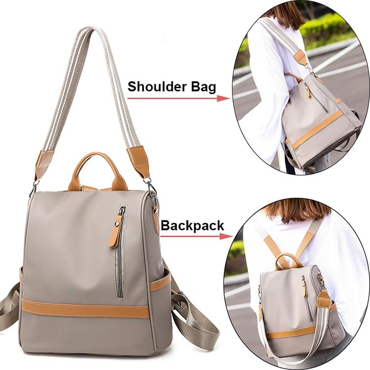 H109298f526ca4cb68e9b9db62d1ad7839 Anti-theft women backpacks ladies large capacity backpack high quality bagpack waterproof Oxford women backpack sac a dos