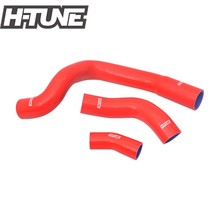 H-TUNE 4x4 Pickup 2.2L Turbo Diesel Silicone Intercooler Piping Hose Kits for Ranger / BT50 2012+(China)