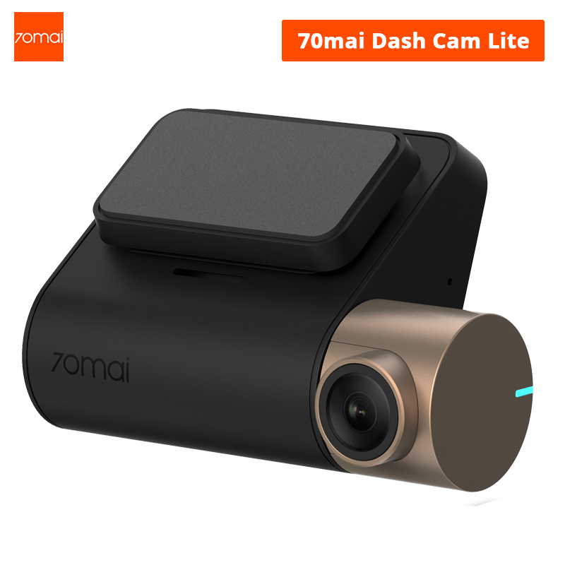 70mai Car DVR Video-Recorder Cam-Lite Parking-Monitor Dash-Camera Night-Vision 1080P