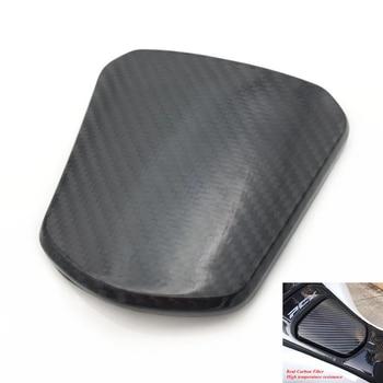 FOR Honda PCX150 PCX125 Universal True Carbon Fiber Fuel Tank Cap SMD Fuel Tank Sticker 2010-2018