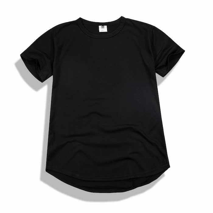 2019 Musim Panas Murni T-shirt Grosir Jangka Panjang T Shirt Mens Hip Hop Desain Baru Jalan Pria dengan Harga Murah T Shirt Hot jual