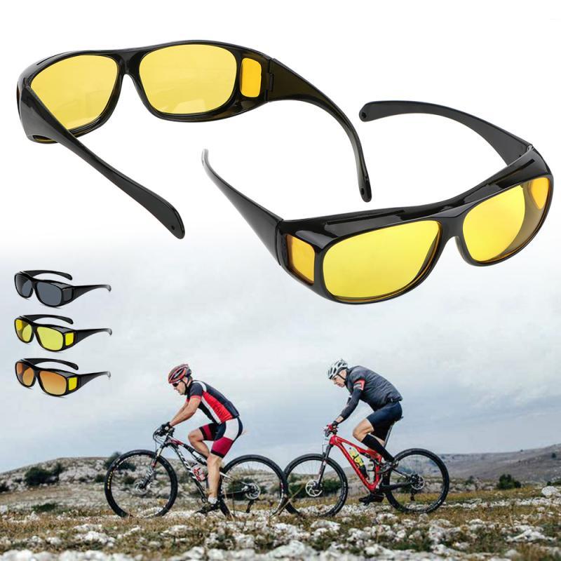 New Polarized Sunglasses Glasses Driver Night Driving Mirror Riding Glasses HD Vision Sunglasses UV Sunglasses Sunglasses