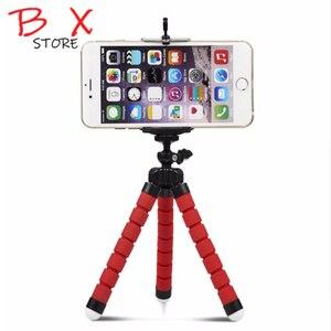 Image 2 - سيارة نمط حامل هاتف المحمول حامل هاتف جوال مرن ثلاثي الأرجل قوس Selfie حامل جبل كما ستستهدف دعم ل فون XIAOMI كاميرا