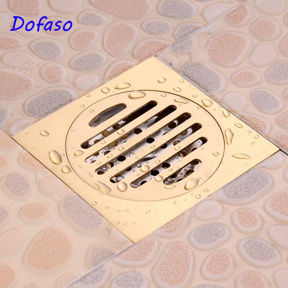 Dofaso Kitchen Insert Round Floor Drain Waste Grates