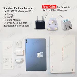 Image 5 - Tablette originale HUAWEI MatePad Pro 10.8 pouces Kirin 990 Octa Core multi écran collaboratif