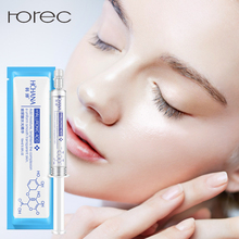 ROREC Moisturizing Hyaluronic Acid+Collagen Injection Face Serum Anti-Wrinkle Anti Aging Liquid Tights Facail Essence Whitening