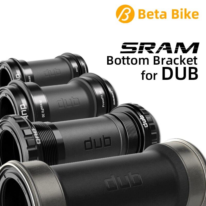 SRAM DUB Bottom Bracket BSA 68mm 73mm Thread BB30 PF30 Central Movemnt DUB PF92 Press Fit 92mm Pressfit Axis