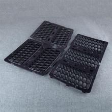 Grill Mesh Grand-Cherokee Cover Car-Accessories Honeycomb-Grille Front-Insert Jeep Black