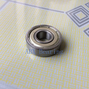 6000ZZ 6000 deep groove ball bearing 10x26x8mm