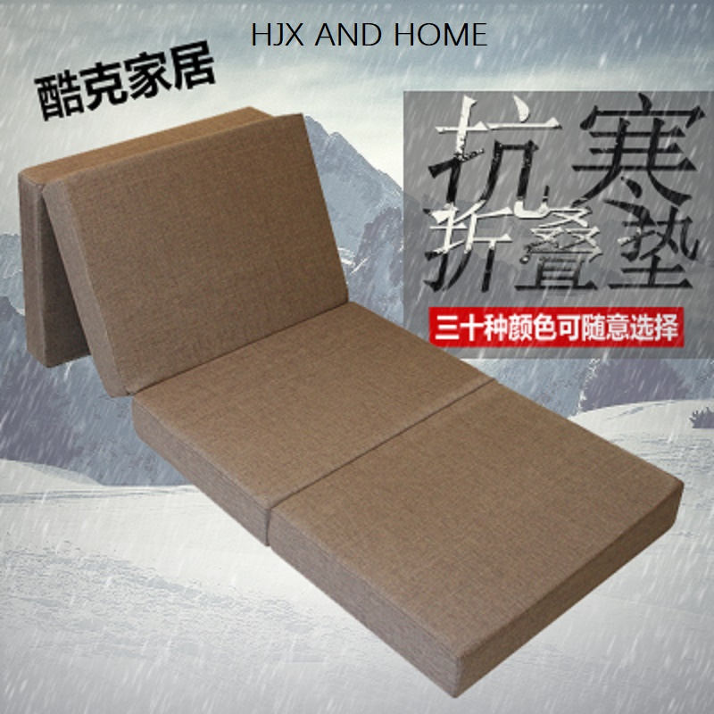 30 Colors To Choose From Sponge Filled With 100% Cotton Fabric  Mattress Foldable Healthy And Comfortable Convenient Tatami