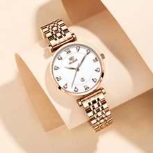 Часы наручные женские с импортным кварцевым механизмом очаровательные