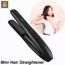 Youpin YueLi Lady kız kablosuz Mini saç düzleştirici tarak kablosuz 2500mAh USB şarj taşınabilir güç seyahat için hediye ofis