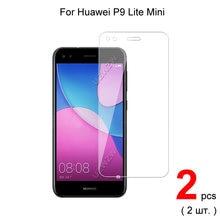 Для huawei p9 lite mini premium 25d 026 мм Закаленное стекло