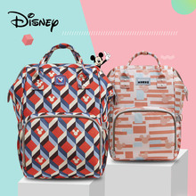 Disney Mickey Minnie Usb Baby Diaper Bags Maternity Backpack Fashion Mummy Maternity Nappy Bags Baby Stroller Bag Large Capacity