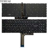 新しいため MSI GP62 MS-16J9 MS-16J5 MS-16J6 MS-16JB MS-16J3 キーボード
