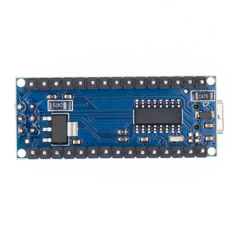 Nano с Загрузчиком совместимый Nano 3,0 контроллер для arduino CH340 USB драйвер 16 МГц Nano v3.0 ATMEGA328P/168 P