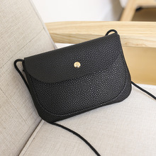 Summer New Guangzhou Women's Bag Litchi Strip Small Bag Low Price Bag Single Shoulder Bag gated guangzhou