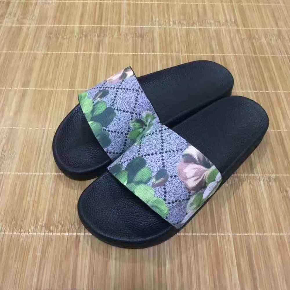 Chinelos das senhoras confortáveis gato tigre chinelos mulher teenslipers moda chinelos 2019 verão flip flops branco chinelo
