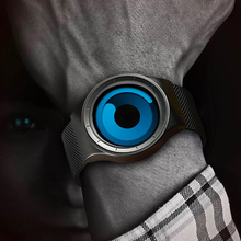 Top Creative Man Sport Casual zegarki męskie Unisex zegarek kwarcowy wodoodporny męski zegarek na rękę analogowy prezent moda japonia