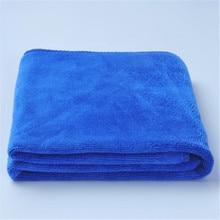 10pcs 30X30cm 400G Microfiber Thick Soft Towel Car Wash Waxing   Drying Towel Household Bath Towel Car Cleaning Polishing Cloth