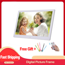 """10.1"""" HD Digital Photo Frame Picture Mult-Media Player  MP3 MP4  Alarm Clock For Gift"""