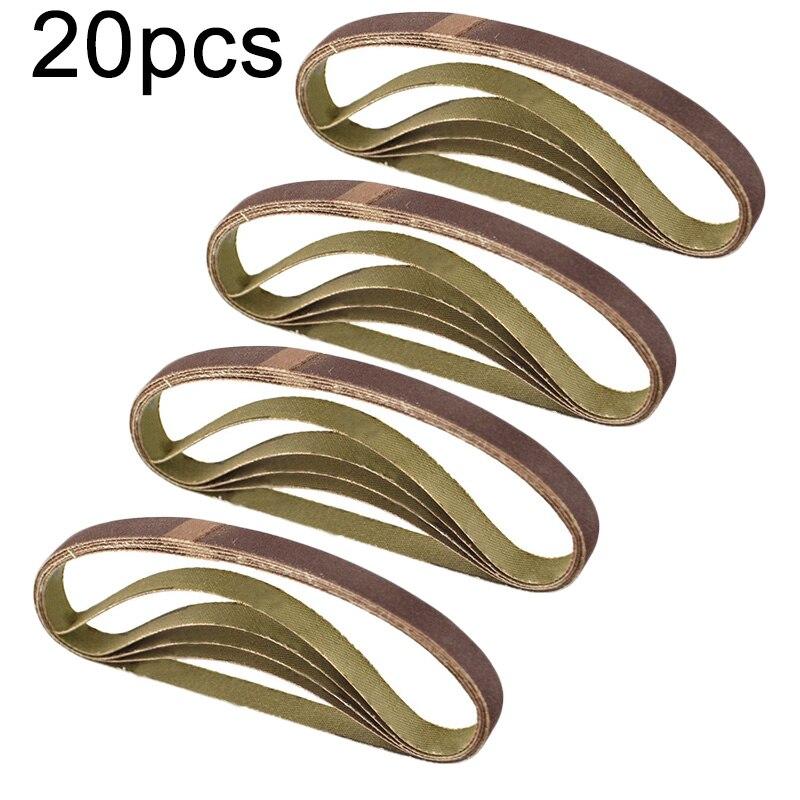 Шлифовальные абразивные шлифовальные ленты 40-120грит 330x10 мм полировальные инструменты Замена