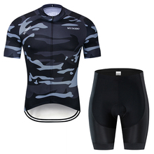 2019 TEAM PRO Cycling Jersey Sets Breathable cushion Bike Shorts Suit Camo MTB Ropa Ciclismo Mens Summer Cycling Maillot Culotte цена и фото