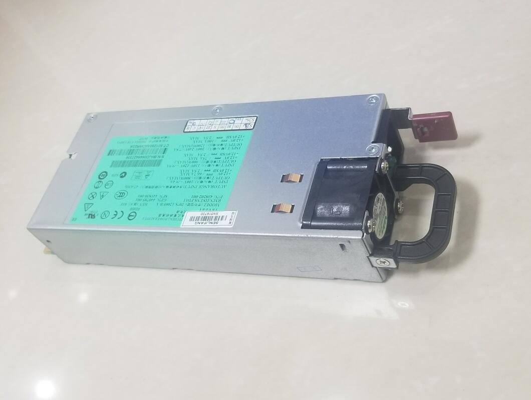 REFIT Power Supply for DL580 G7 HSTNS-PL11 490594-001 438203-001 498152-001 1200w Power Supply,Fully Tested.