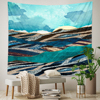 Abstract Landscape Wall Tapestry 3
