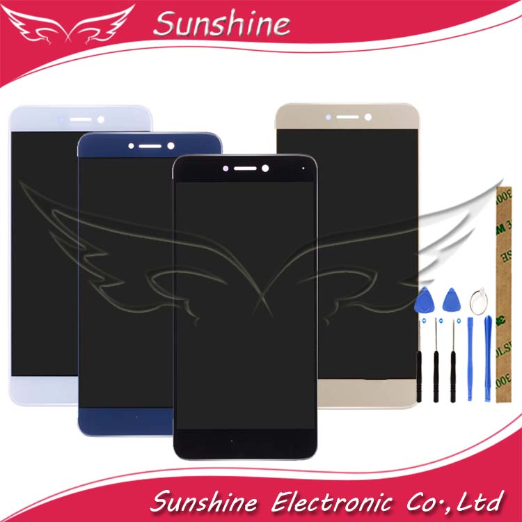 Good LCD For <font><b>HUAWEI</b></font> <font><b>Honor</b></font> <font><b>8</b></font> <font><b>Lite</b></font> <font><b>PRA</b></font>-<font><b>TL10</b></font> <font><b>PRA</b></font> LX1 LX3 LCD <font><b>Display</b></font> With Touch Screen Sensor Complete Assembly image