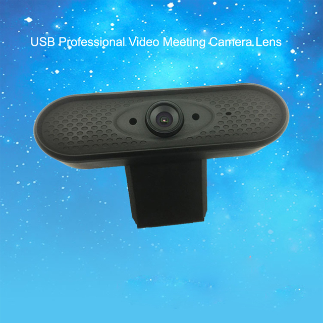 Web Camera HD 1080P Automaitcal Focus With Bracket Support Adjust Lens Hirizonal Degree 67.9 USB Cable 1.5M Pickup Voice to 5M 1