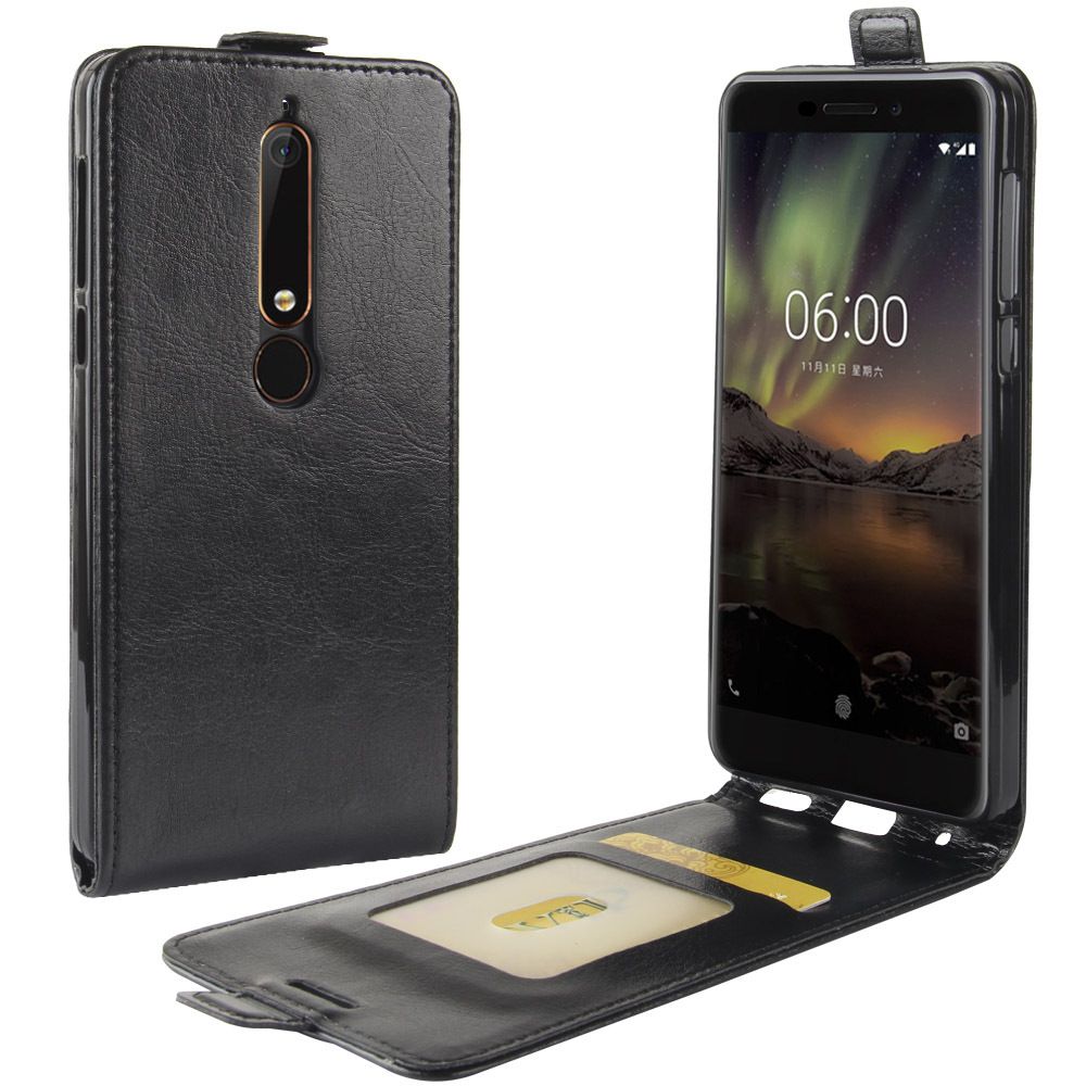 Luxury Vertical PU Leather Flip <font><b>Case</b></font> For <font><b>Nokia</b></font> 1 2 2.2 6 7 8 9 <font><b>Wallet</b></font> Phone <font><b>Case</b></font> For <font><b>Nokia</b></font> X7 X6 X5 1 2.1 3.1 <font><b>5.1</b></font> 7.1 <font><b>Plus</b></font> Coque image