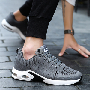 Image 5 - Tenis Masculino Hot Merk Sneakers Mannen Tennisschoenen Mannelijke Stabiliteit Lace Up Athletic Trainers Luchtkussen Outdoor Gym Sport schoenen