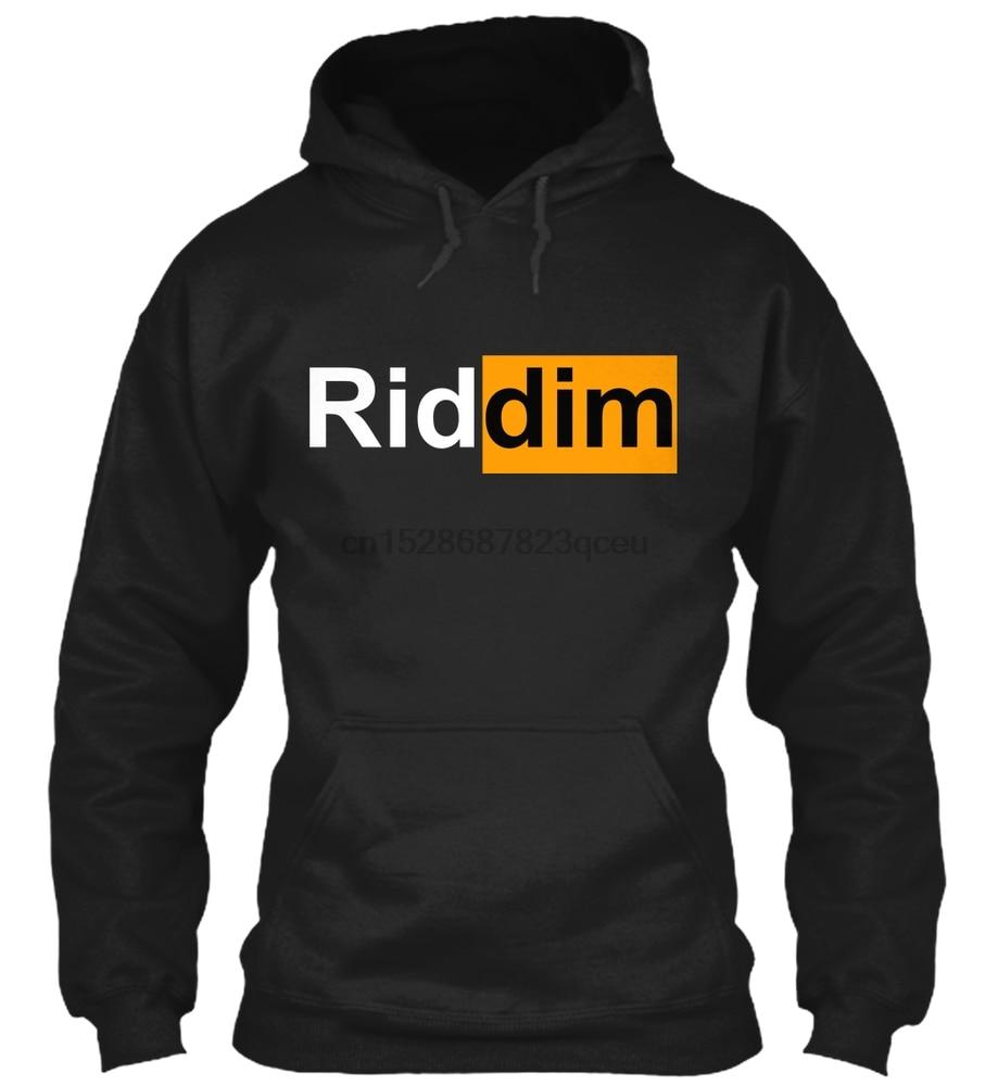 Riddim Hub Hoodie Streetwear Men Women Hoodies Sweatshirts