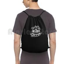 Heidi – sac à dos avec nom personnalisé, édition limitée, sac de sport étanche avec cordon de serrage, idée de cadeau drôle
