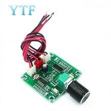 XH-A158 ultra clear Bluetooth 5.0 power amplifier board pam8403 small power DIY wireless speaker amplifier board 5W*2