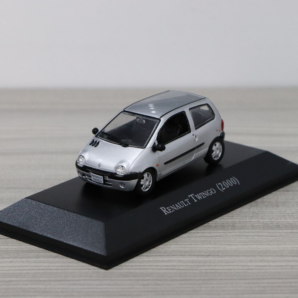 1/43 IXO RENAULT TWINGO (2000) Die Cast Car Model Rare Collection