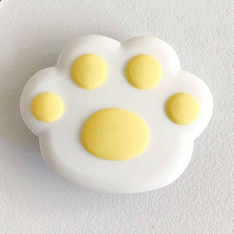 חדש אוניברסלי נייד טלפון סוגר חמוד 3D בעלי החיים קריקטורה חמוד מתקפל סוגר שולחן העבודה תמיכת טבעת אבזם