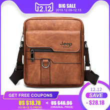 JEEP BULUO Luxury Brand Men Messenger Bags Crossbody Busines