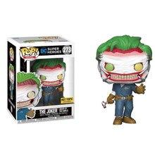 Funko POP – figurines de super-héros DC, Justice League, THE JOKER HARLEY QUINN limited, poupées en vinyle, Collection brinquedos