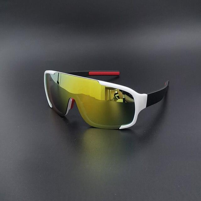 Esporte ciclismo óculos uv400 das mulheres dos homens 2020 mountain road bike óculos de sol masculino mtb bicicleta correndo óculos de pesca caso 3