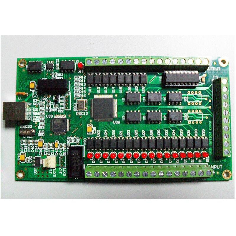 HOT SALE] 4 Axis USB Mach3 motion control card, CNC