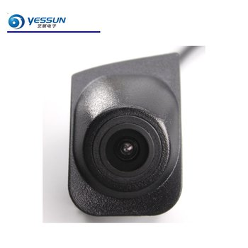 Car Front View Prking Camera For BMW 2 Series F22 F45 F46 2016 2017 Car Front Grill Not Rear View Backup Reverse Parking Camera