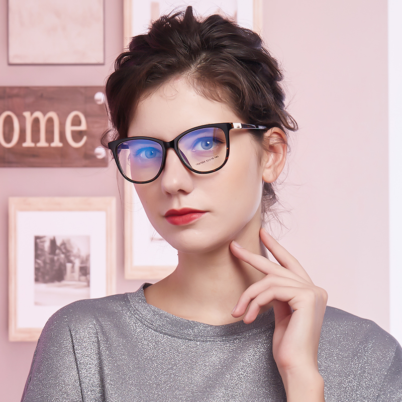 Купить оправа для очков чтения lonsy женская аксессуар защиты от синего