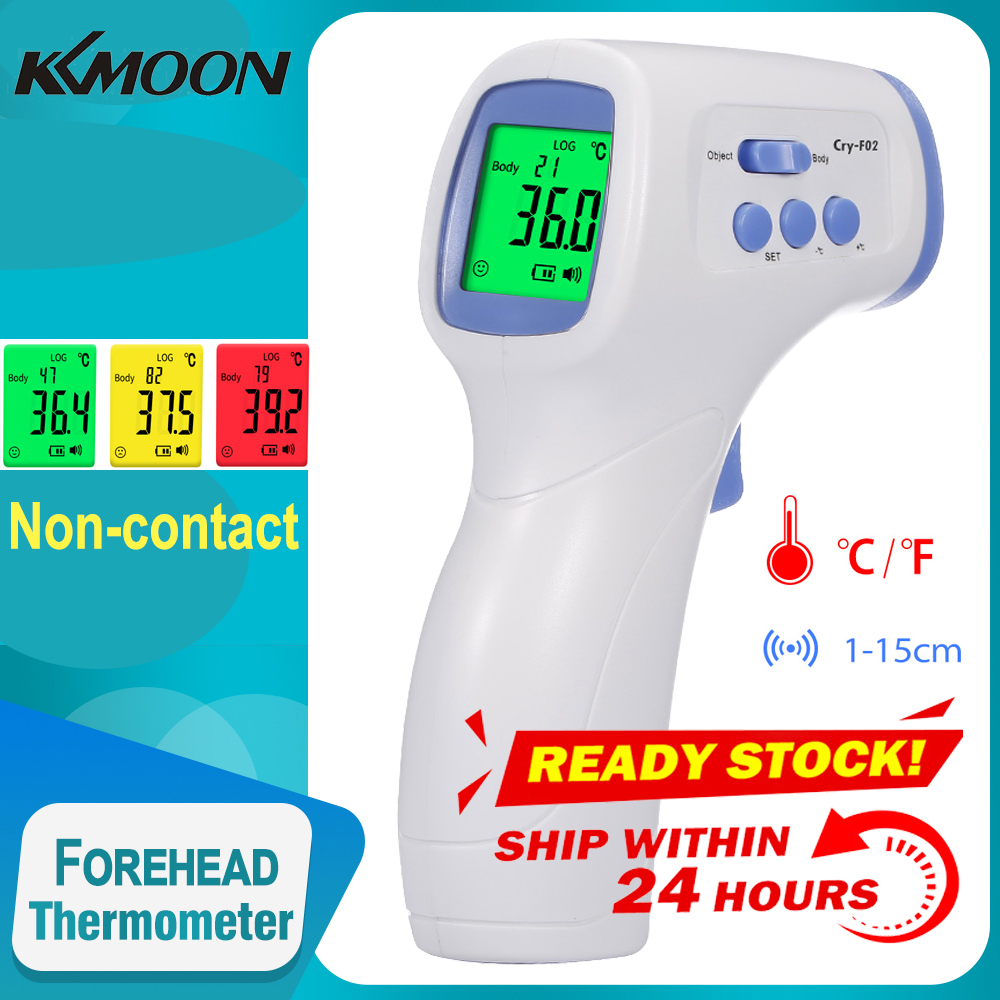 Termómetro infrarrojos digital por 6 euros (-30% desc.)