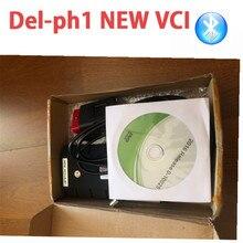 NEUE VCI VD DS150E CDP vd tcs cdp pro mit bluetooth für delphis obd2 diagnose werkzeug mit neue relais