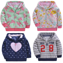 Baby coat winter girl boy coat Warm Outerwear Newborn jacket